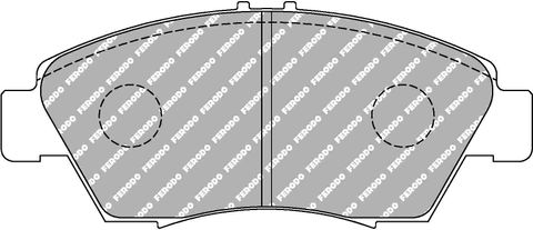 Ferodo Brake Pads - Honda Civic Front