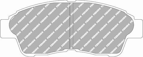 Ferodo Brake Pads - Toyota AE101 & AE102 Front