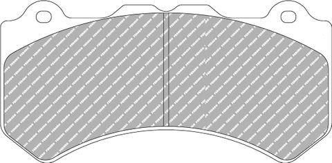 Ferodo Brake Pads - Nissan Skyline GT-R (R35) Brembo Front