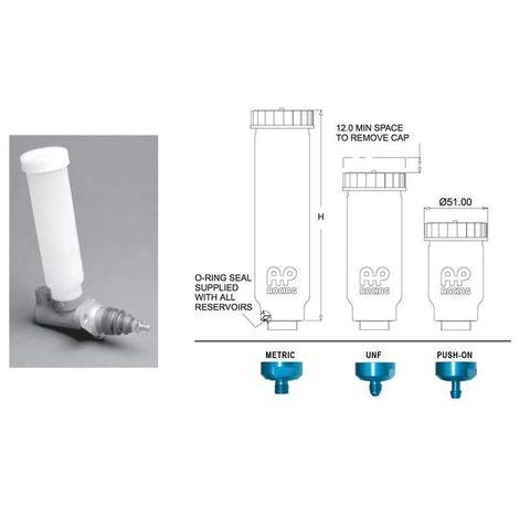 AP Racing Small Diameter Fluid Reservoirs - CP4709 Type