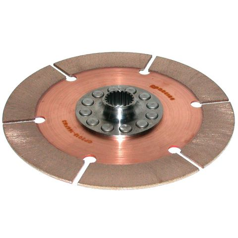 AP Racing CP8600 184mm 6 paddle clutch plates