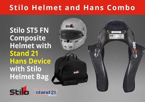 Stilo ST5 FN Composite Clubman Hans Pack
