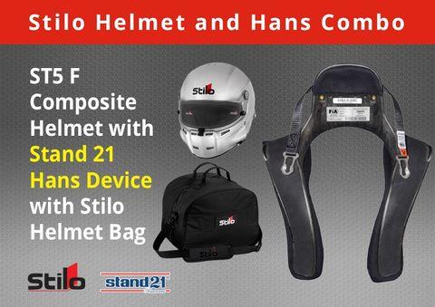 Stilo ST5 F Composite Clubman Hans Pack