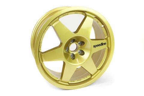 Speedline Type 2013C, 18x8, Subaru, 5x100, ET11.6 GRP A / WRC  (GOLD)