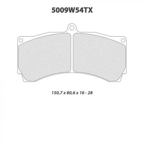 CL Brakes - 5009W54T18 Brake Pads