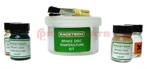 Raceparts Brake Paint Kit