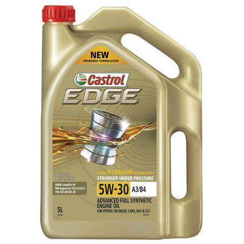 Castrol Edge 5w-30 Oil 5l
