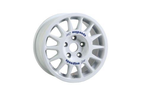 Speedline 2118 15x6 Ford Fiesta R2 Gravel Wheels