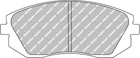 Ferodo DS Performance Brake Pads - Toyota GT86 & Subaru BRZ & Impreza WRX Front