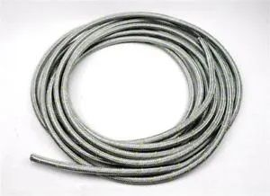 100 Series Stainless Steel Braided Hose E85 Compatible