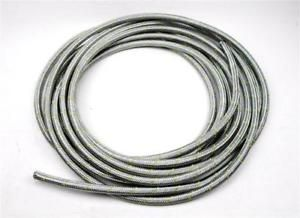 200 Series PTFE Stainless Steel Braid Hose E85 Compatible