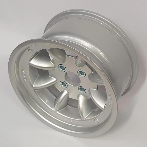 Genuine Minilite 8 x 15 Alloy Wheels