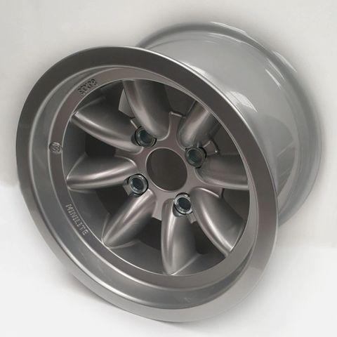 "Genuine Minilite 8 x 13"" Ford Escort Circuit/Rally GRP4 Wheels"