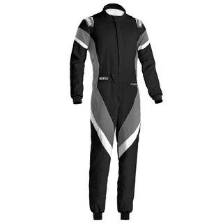 Sparco Victory Suit 48 Black/grey