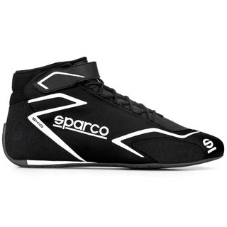 Sparco Skid Boots 35 Black