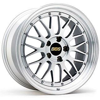 BBS Le-Mans LM Forged Alloy Wheels