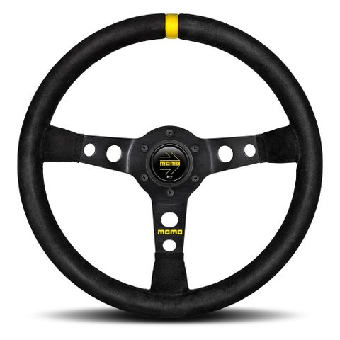Momo Mod.07 Suede 350mm Steering Wheel