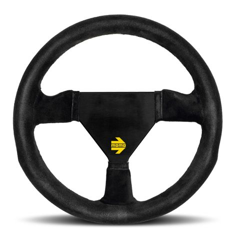 Momo Mod.11 Suede 260mm Steering Wheel