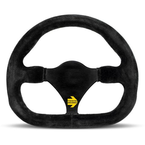 MOMO MOD.27 Suede 290mm Steering Wheel