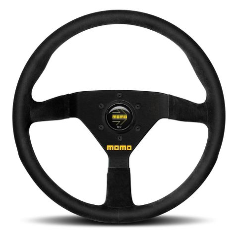 Momo Mod.78 Steering Wheel Suede 350mm