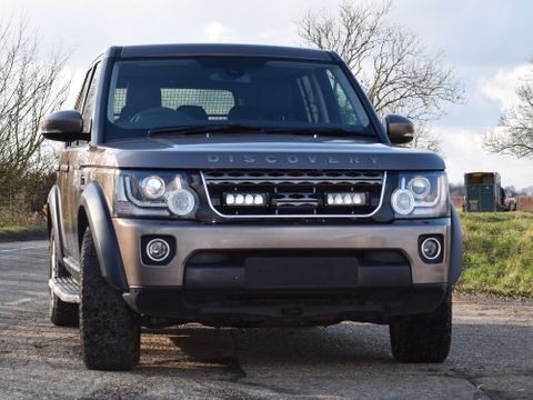 Lazer Lamps Land Rover Discovery4 (2014+) Grille Kit Complete
