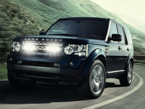 Lazer Lamps Land Rover Discovery4 (2009+) Grille Kit