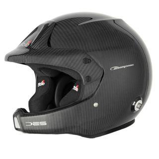 Stilo Wrc Des Carbon Piuma Helmet 57 Wit