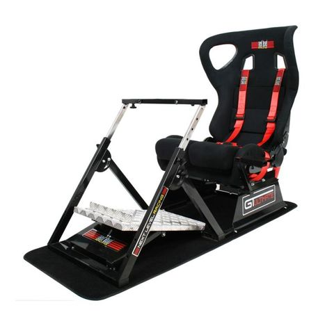 Next Level GT Ultimate V2 Racing Simulator Cockpit
