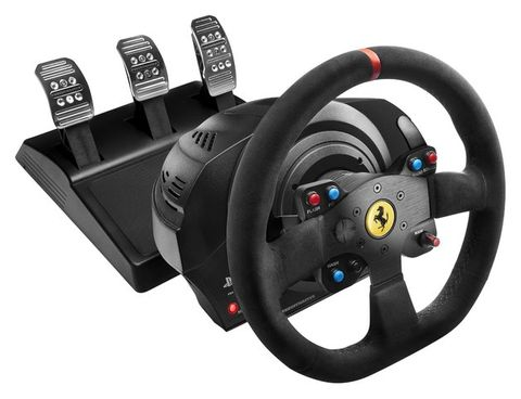 Thrustmaster VG T300 Ferrari Alcantara Edition Racing Wheel (PS3,PS4 & PC)