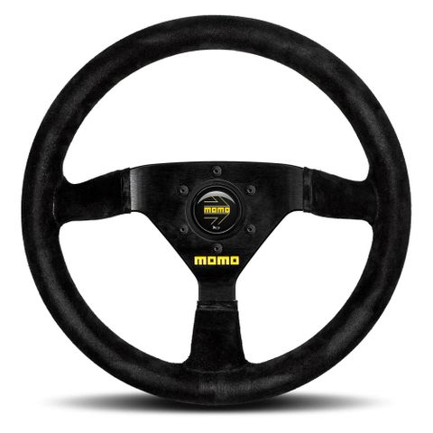 Momo Mod.69 Suede 350mm Steering Wheel