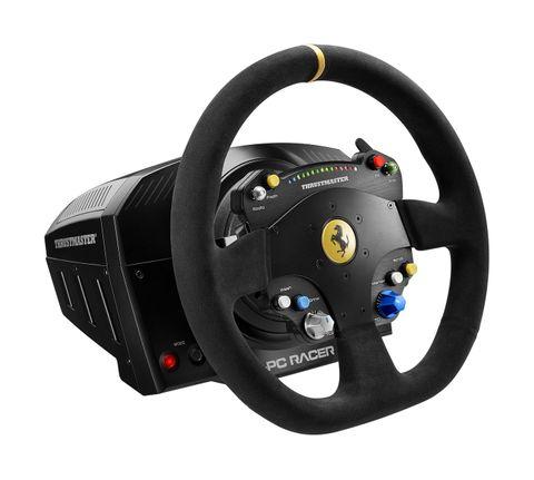 Thrustmaster Ts-pc Racer Ferrari Wheel