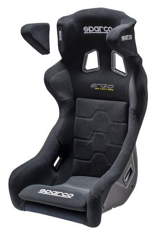 Sparco ERGO M Fibreglass Seat