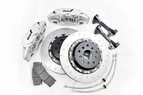 Alcon Advantage Extreme Rear Brake Kit - Mitsubishi EVO 10