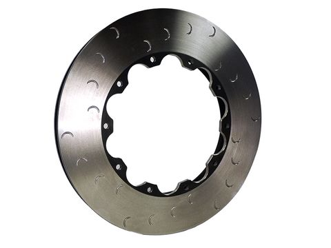 Alcon Nissan GTR R35 Rear Replacement Disc Assembly Gen 1+2