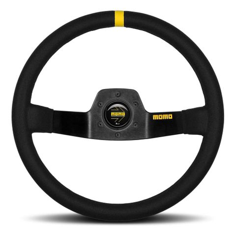 Momo Mod.02 Steering Wheel Suede 350mm