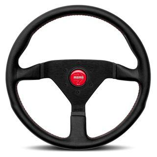 Momo Montecarlo Steering Wheel 350mm Red