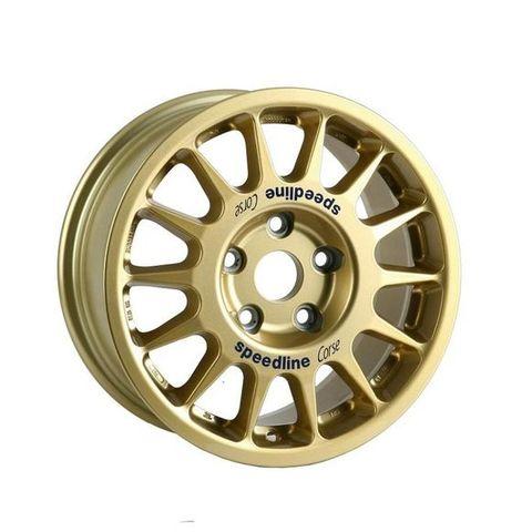 Speedline 2118 15x7 Subaru GrpN Gravel Wheel 5x100 ET53