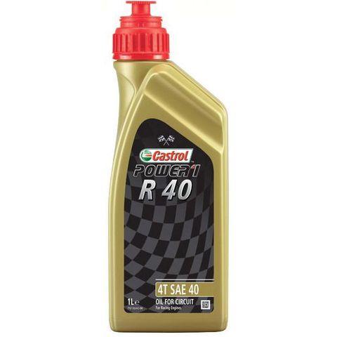 Castrol Power 1 R40 Engine Oil