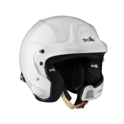 Stilo WRC Des Composite Helmet in White