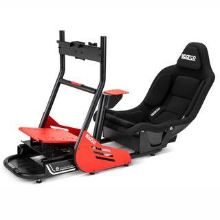 Sparco Evolve Gp Sim Racing Cockpit