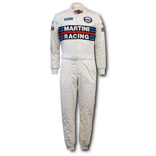 Sparco Martini Race Suit 48