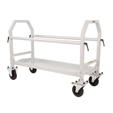 B-G Racing Folding Wheel & Tyre Trolley