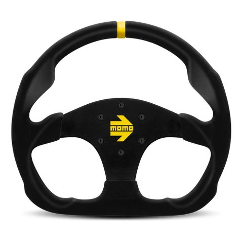 Momo Mod.30 Suede 320mm Steering Wheel