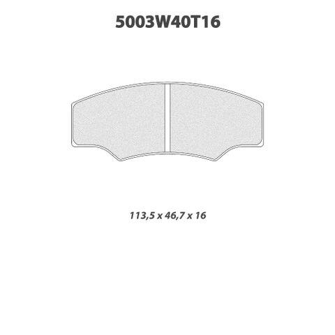 CL Brakes  - 5003W40T16 Brake Pads