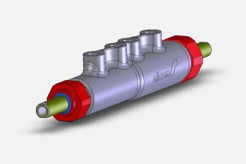 Alcon Tandem Handbrake Master Cylinder