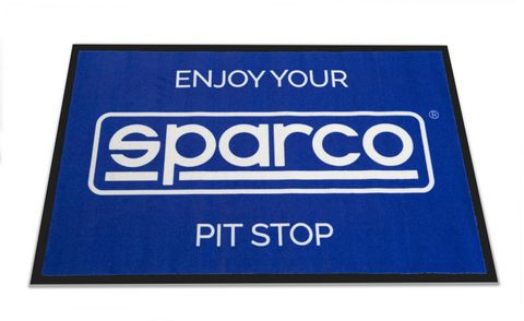 Sparco Welcome Mat