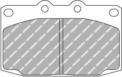 Ferodo DS2500 Brake Pads - Mazda RX-7