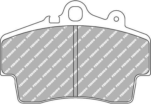 Ferodo DS1:11 Brake Pads - Porsche Boxter Front
