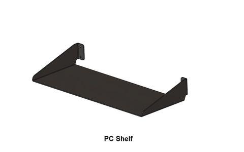 Allports Gaming 40160 HD Pro PC Shelf
