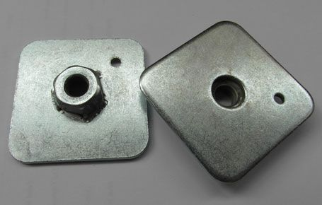 Eye Bolt Backing Plate 65 x 65